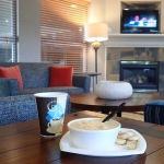 Elizabeth Oceanfront Suites lobby area